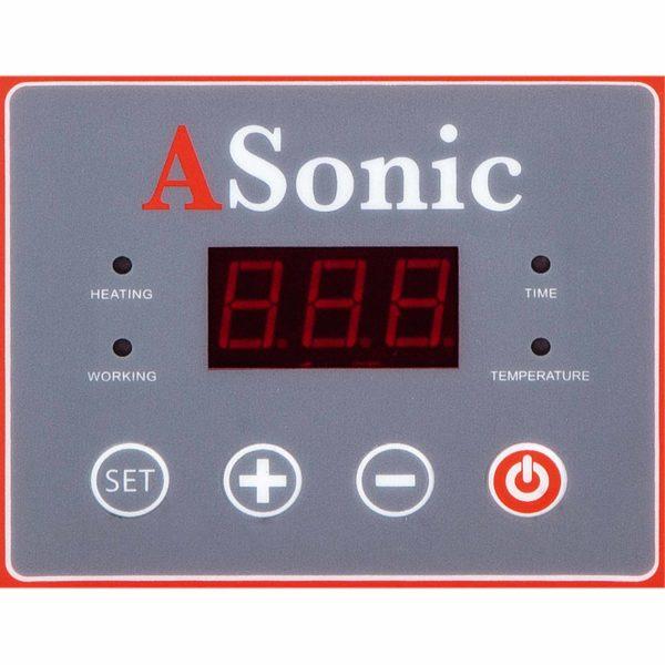 ASonic PRO 20 display
