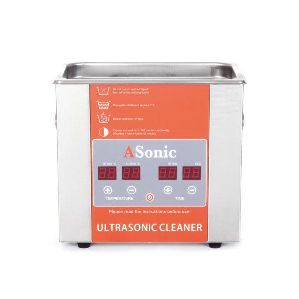 ASonic PRO 30 ultrasonic cleaner